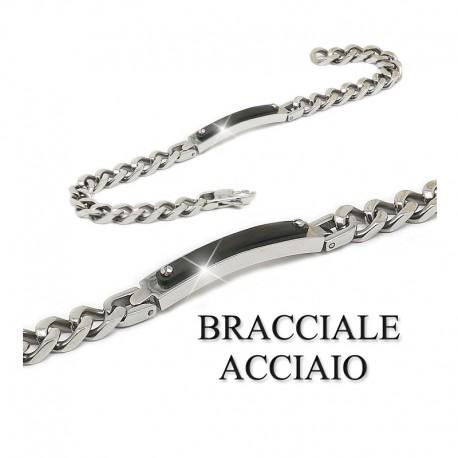 bracciale-acciaio-resina-gioiellerie-bergamo-negozi-in-valle-brembana-negozi-a-piazza-brembana-gioielleria-colombo