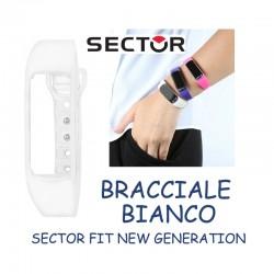Bracciale silicone per orologio uomo-donna - Sector Fit New Generation