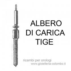Albero di carica/tige - ETA 361.001 - ETA 961.001 - ETA 961.002 - ETA 961.003 - ETA 961.101 - ETA 961.102 - ETA 961.103