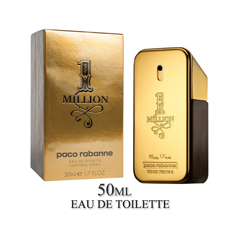 1 million profumo uomo