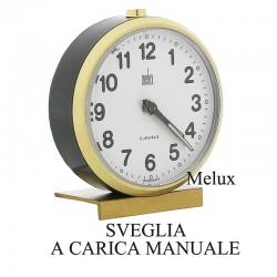 Sveglia a carica manuale - Melux