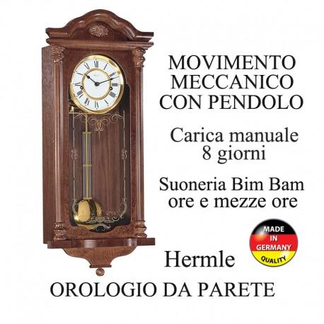 orologio-da-parete-regolatore-a pendolo-orologerie-bergamo-orologerie-negozi-in-valle-brembana-orologerie-negozi-a-piazza-bremba
