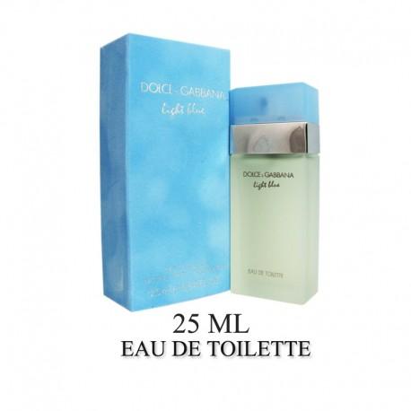 Profumo Donna - Light Blue Dolce e Gabbana 25ML - (Negozi in Valle Brembana - Negozi a Piazza Brembana)