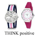 Orologi Think Positive