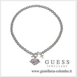 girocollo-guess-jewellery-donna-UBN11148 (Gioiellerie - Negozi in Valle Brembana Bg - Negozi a Piazza Brembana Bg - www.gioielleria-colombo.it)