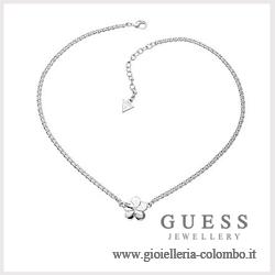 girocollo-guess-jewellery-donna-UBN31101 (Gioiellerie - Negozi in Valle Brembana Bg - Negozi a Piazza Brembana Bg - www.gioielleria-colombo.it)