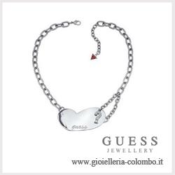girocollo-guess-jewellery-donna-UBN70708 (Gioiellerie - Negozi in Valle Brembana Bg - Negozi a Piazza Brembana Bg - www.gioielleria-colombo.it)