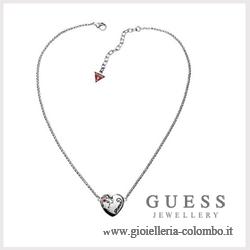 girocollo-guess-jewellery-donna-UBN81045 (Gioiellerie - Negozi in Valle Brembana Bg - Negozi a Piazza Brembana Bg - www.gioielleria-colombo.it)