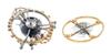 Pezzi di ricambio per orologi - Ricambi per orologi - Bilanciere per orologio.